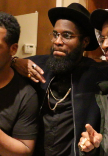 Keyon Harrold, BIG K.R.I.T., AND JOEY BADA$$