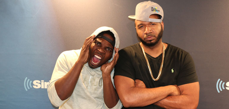 JAQUAE AND DJ SUSS ONE