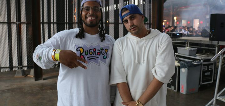 Chris Rivers and Hip-hop Mike