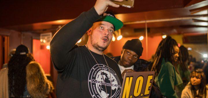 DJ NOE and Jaquae