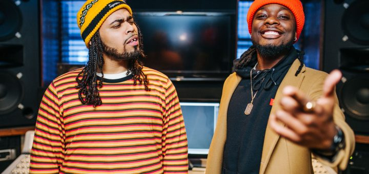 Chris Rivers and Oswin Benjamin